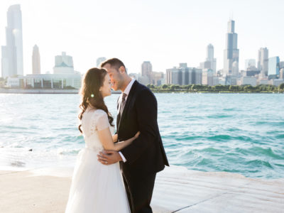 Julia + George: Chicago, IL