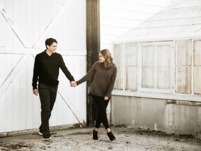 Jennifer+Josh: Engagement Session