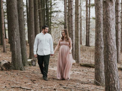 Jonny + Michelle: Maternity Session