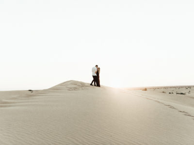 Josh + Roxy: Imperial Sand Dunes Engagement Session Pt 2